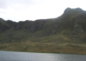 Devil's Kitchen and Y Garn